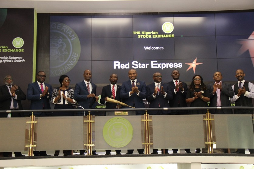 2020 Red Star Express Closing Gong