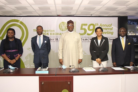 NSE 59th Annual General Meeting